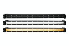 Race Sport Lighting RSLP32 32in 5w LoPro Ultra Slim LED Light Bar with Amber Marker