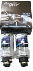 Race Sport Lighting RS-D28K-RB Professional 3yr D2 OEM Factory HID replacement Bulbs