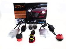 Race Sport Lighting OEM-D2-PURPLE-KIT Purple OEM Factory D2S/C/R HID Kit