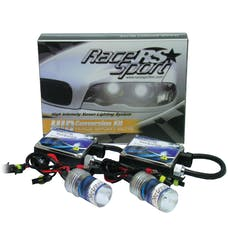 Race Sport Lighting 5202-10K-SB 35 Watt Elite HID Kit