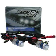 Race Sport Lighting 9004-2-10K-SLIM 9004-3 High/Low AC Super-Slim Ballast Kit