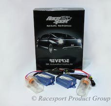 Race Sport Lighting HID-R-6K Reverse Back Up/Fog Light HID Kit 6,000 K