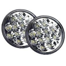 "Race Sport Lighting RS-5-LEDC-PR 5"" LED Conversion Lens (Pair)"