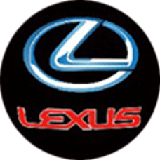 Race Sport Lighting RS-2GS-LEX1 Ghost Shadow Valet Light (Lexus Style 1)