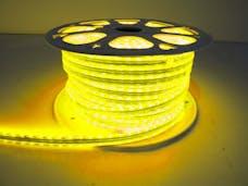 """Race Sport Lighting RS-3528-164FT-Y 110V """"Atmosphere"""" Waterproof LED Strip Lighting Yellow"""