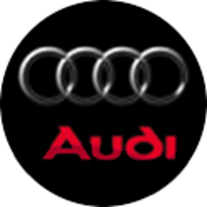 Race Sport Lighting RS-2GS-AUDI Ghost Shadow Valet Light (Audi Style 1)