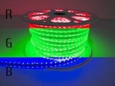 "Race Sport Lighting RS-5050-164FT-RGB 110V ""Atmosphere"" Waterproof LED Strip Lighting RGB"
