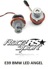 Race Sport Lighting RS-E39-20W-C BMW 20W Cree E39 Factory Halo Upgrade Kit