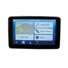 "Race Sport Lighting RS-GPS-5 5"" GPS Portable Navigation"