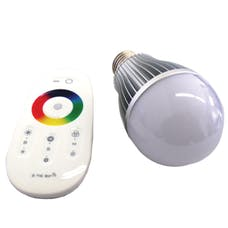 Race Sport Lighting RS-RGB-110V-E272.4RF RGB Mood Light Bulb