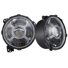 Race Sport Lighting RSJL02 7in Headlight Mounting Bracket Kit Perfect Fit