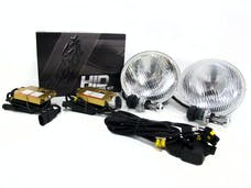 Race Sport Lighting VS-JEEP0006-6K 6K HID Kit  all parts included