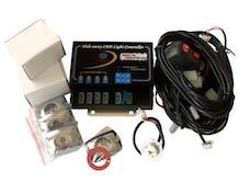Race Sport Lighting RS-RTE3-307B(W) 4-LED Professional Strobe Light Kit (White)
