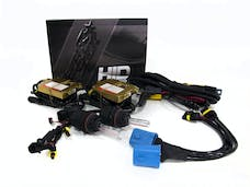 Race Sport Lighting VS-JEEP0207-6K 6K HID Kit  all parts included