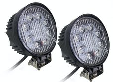 Race Sport Lighting RS-24W-R-2 LED Fog Light