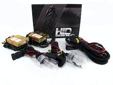 Race Sport Lighting VS-CHEV9907-6K 6K HID Kit  all parts included
