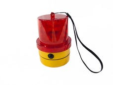 Race Sport Lighting RS-BLED-R Red Public Use  Magnetic Beacon