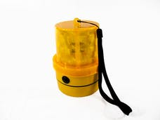 Race Sport Lighting RS-BLED-A Amber Public Use Magnetic Beacon