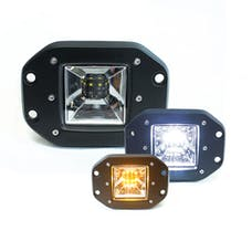 Race Sport Lighting RSE12KA 2-Function LED Flush Mount style Forward light