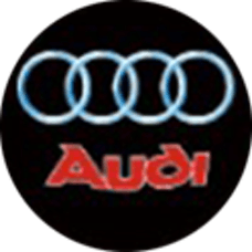 Race Sport Lighting RS-2GS-AUDI2 Ghost Shadow Valet Light (Audi Style 2)