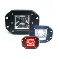 Race Sport Lighting RSE12KR 2-Function LED Flush Mount style Back light
