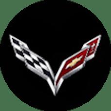 Race Sport Lighting RS-2GS-CORC7 Ghost Shadow Valet Light (Corvette Style C7)