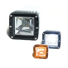 Race Sport Lighting RS12KA 2-Function LED Cube style Forward light