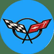 Race Sport Lighting RS-2GS-CORC5 Ghost Shadow Valet Light (Corvette C5)
