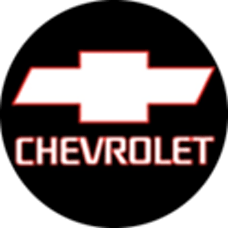 Race Sport Lighting RS-2GS-CHEVYRED Chevy RED Custom Ghost Shadow Door Valet Kit