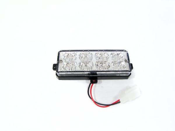 Race Sport Lighting 281LE-BULBP-R Spare LED Bulb Pod for 281 Series Kit - Red