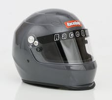 Racequip 273666 Pro15 Full Face Snell Race Helmet (Gloss Steel, X-Large)