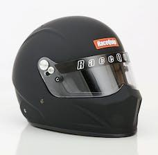 Racequip 283997 Vesta15 Full Face Snell Race Helmet (Flat Black, XX-Large)