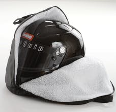 Racequip 300003 RaceQuip Heavy Duty Helmet Bag (Black, Oversize)