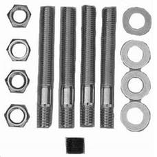 "RPC (Racing Power Company) R0977 Carb adapter hardware kit 3"" stud 5/16"" tread"