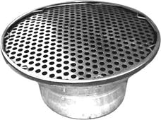 RPC (Racing Power Company) R2104 Air cleaner velocity stack ea