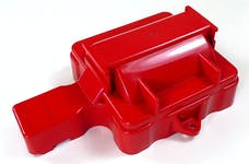 RPC (Racing Power Company) R3826 COIL CAP COVER RED