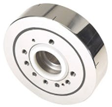 """RPC (Racing Power Company) R3863 6.4"""" POLISHED STAINLESS STEEL DAMPER"""