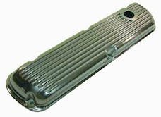 RPC (Racing Power Company) R6291 Pol alum finned sb ford valve cover