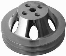 RPC (Racing Power Company) R8842 Satin bbc double groove pulley ea
