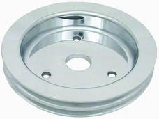 RPC (Racing Power Company) R8843C Chrm alum bb dbl low pulley-swp ea