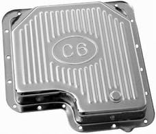 RPC (Racing Power Company) R9125 Ford c-6 trans pan - finned ea