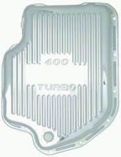 RPC (Racing Power Company) R9196 Deep turbo 400 trans pan-finned ea