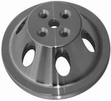 RPC (Racing Power Company) R9478 Satin sbc single groove pulley ea