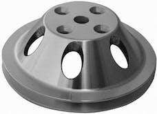 RPC (Racing Power Company) R9482 Satin sbc single groove pulley ea