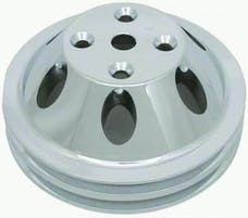 RPC (Racing Power Company) R9483POL Pol alum sbc double groove pully ea