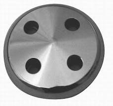 RPC (Racing Power Company) R9488 Satin sbc swp pulley nose ea