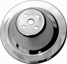 RPC (Racing Power Company) R9600 Sb chevy single groove pulley ea