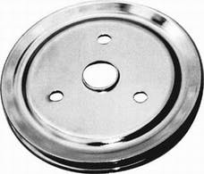 RPC (Racing Power Company) R9602 Sb chevy single groove pulley ea