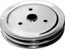 RPC (Racing Power Company) R9603 Sb chevy double groove pulley ea