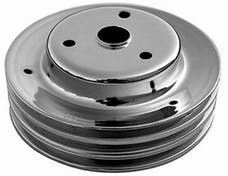 RPC (Racing Power Company) R9608 Sb chevy triple groove pulley ea
